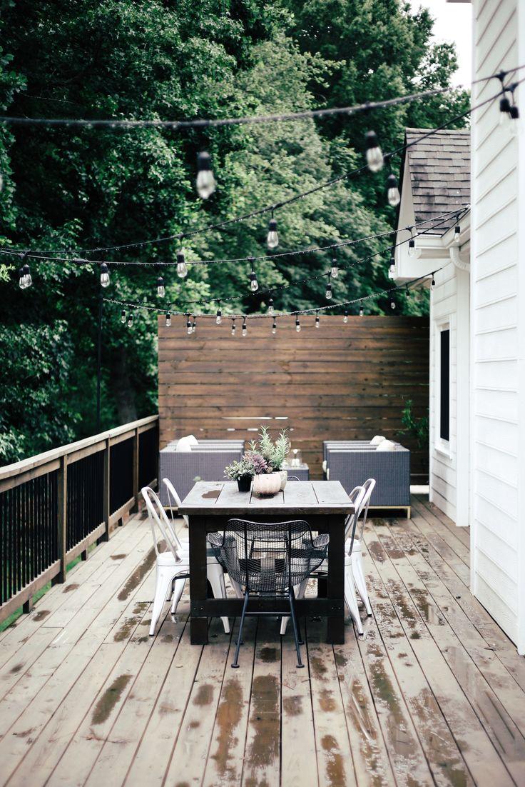 Best 25 Patio Set Up Ideas On Pinterest Patio Lighting