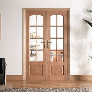 W4 Interior French Room Divider Door Amp Frame Kit