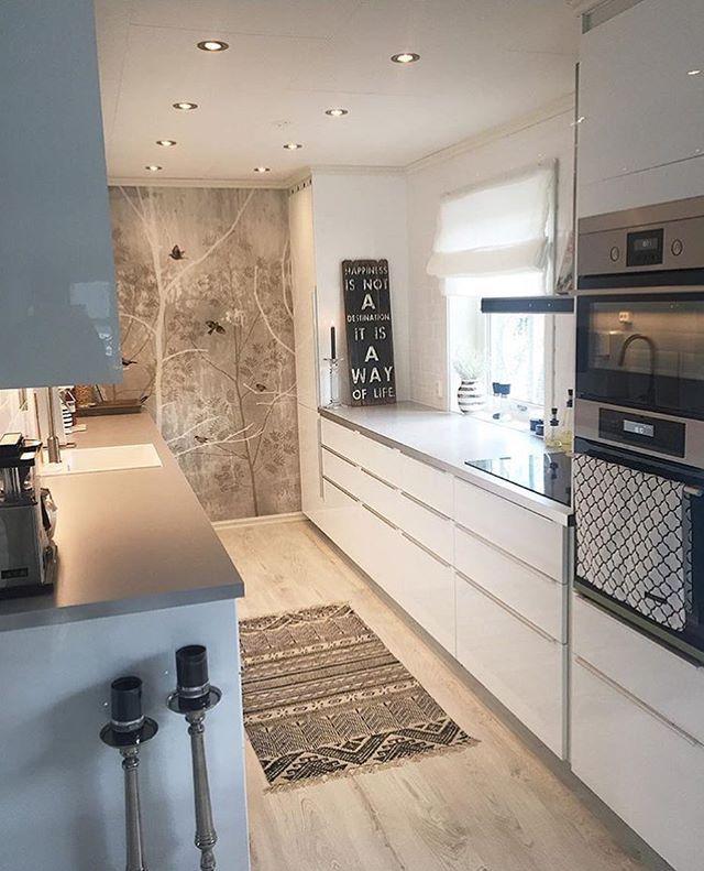 35 Besten Küche Bilder Auf Pinterest Hausbau, Traumhaus Und   Moderne Kuche  Spotlicht 35 Gestaltungsideen