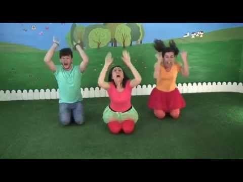 ♫♪ ARAMSANSAN ♫♪ canción completa con baile - YouTube