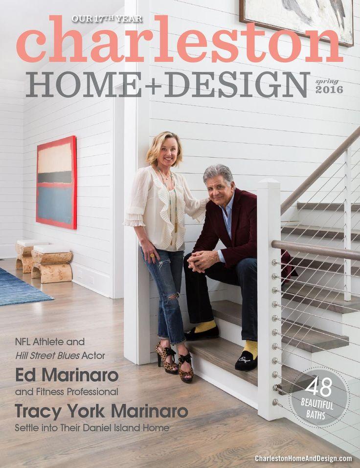 Best 25 ed marinaro ideas that you will like on pinterest - Charleston home and design magazine ...