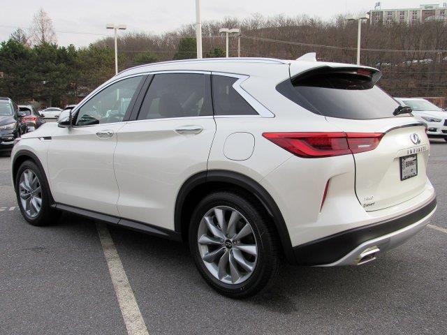 2020 Infiniti Qx50 Luxe Car
