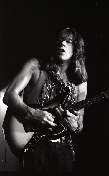 John Mayall, Hamburg, Germany (1974)