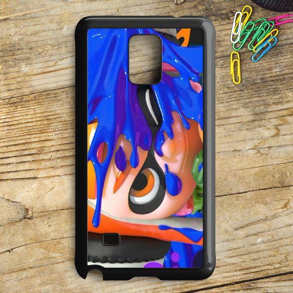 Splatoon Game Nintendo Samsung Galaxy Note 5 Case   armeyla.com