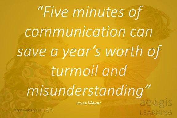 Communication Leadership Development Communication Leadership