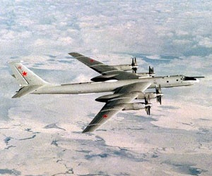 Tupolev Tu-142 (Bear) Long Range Anti-Submarine / Bomber ~ Russia