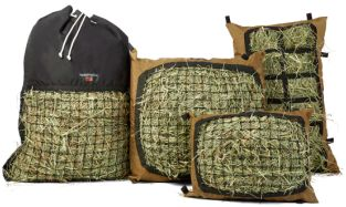Hay Pillow--Ground Slow Feeder Review