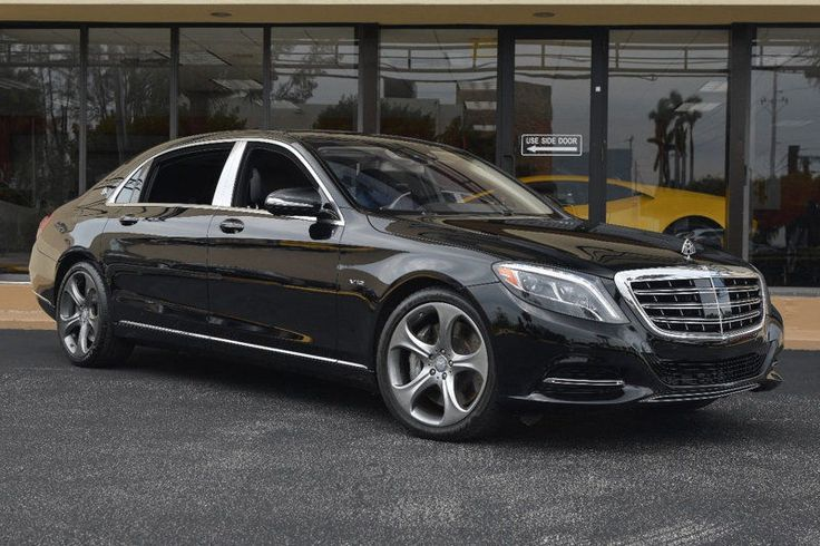 "Nice Great 2016 Mercedes-Benz S-Class 4dr Sedan Maybach S 600 RWD '16 Mercedes Benz Maybach S600,523 HP,20"" Wheels,Maybach Emblems,Burmester Sound 2017-18"