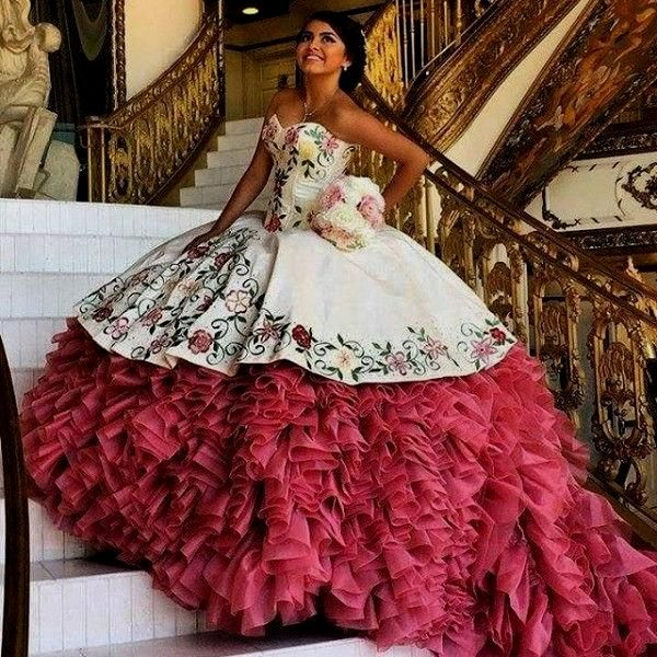 cd1ef406e9f mexican dresses for quinceanera Naf Dresses