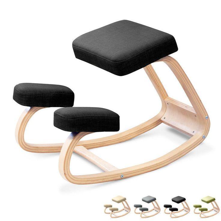 Sedia Sgabello posturale ergonomica svedese legno SWING simile a Varier Balans | Casa, arredamento e bricolage, Arredamento, Sedie | eBay!