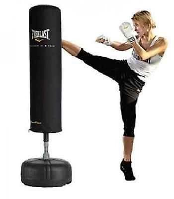 everlast standing punching bag instructions