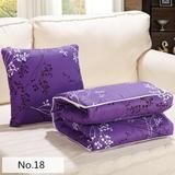 FREE Express Shipping Deep Purple Prints Patterns Square Soft Bolster+ – outdoorman.ca