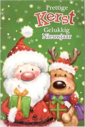 Prettige kerst - Gelukkig Nieuwjaar