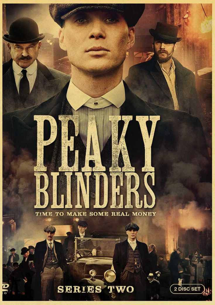 Us 167 21 Off Tv Series Peaky Blinders Poster Wall Decor ...
