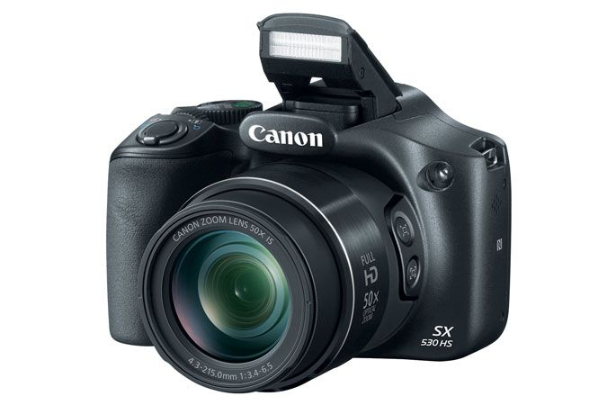 Canon PowerShot SX530 HS Refurbished | Canon Online Store