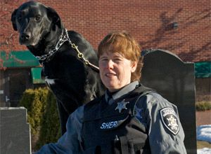NY County's First Female K9 Officer Celebrates 30 Years