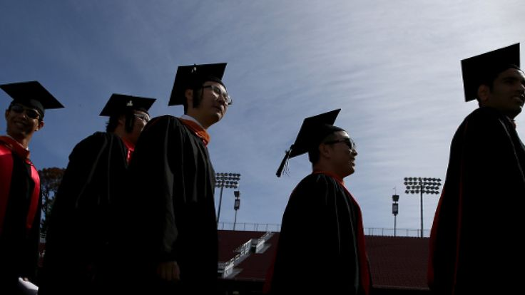 Le cursus universitaire aux Etats-Unis