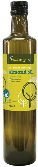 Almond Oil enhances the flavour of many dishes as well as being high in vitamin E and calcium. Available from Healthy Life.
