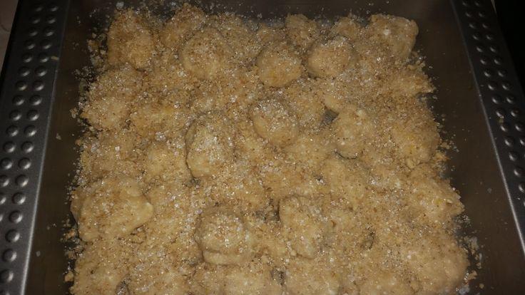Diával főzni-jó!: Aranygaluska NoCarb módra
