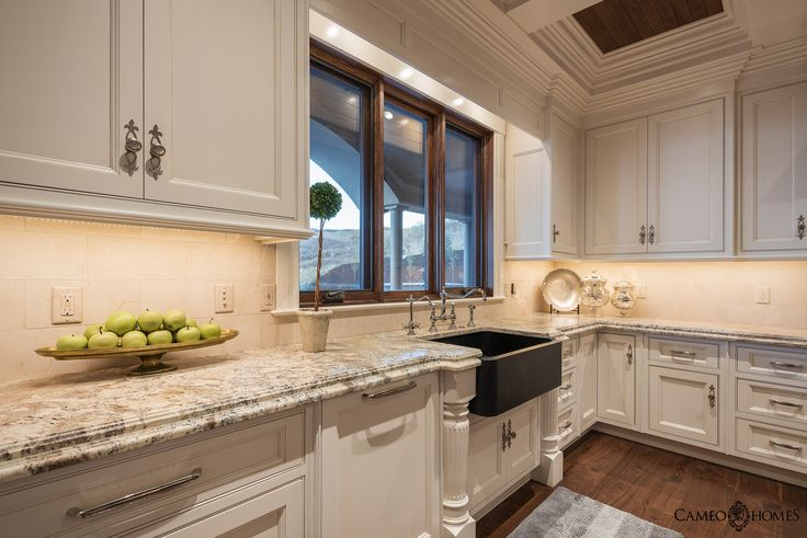 Kitchen By Cameo Homes In Utah Utah Home Builder