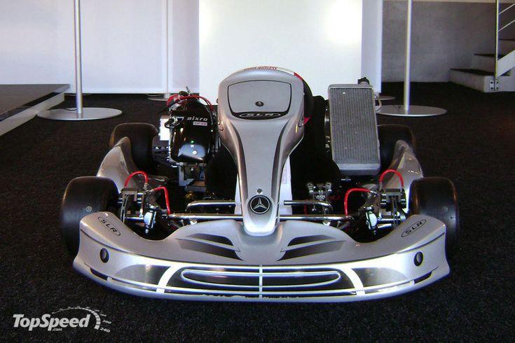 SLR Mercedes Renntech Go Kart w/ AIXRO XR50 rotary engine. FAST!     My dream Go Kart.   Video:  http://youtu.be/ss_jytPZgKo