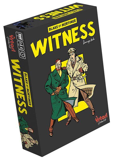 Résumé de Blake & Mortimer - Witness: Meurtres mystérieux, savants fous, codes secrets, incarnez les célèbres personnages d'Edgar P. Jacobs et résolvez ces affaires étranges pour rétablir l'ordre et la justice.Mais prenez garde ! L'infâme...