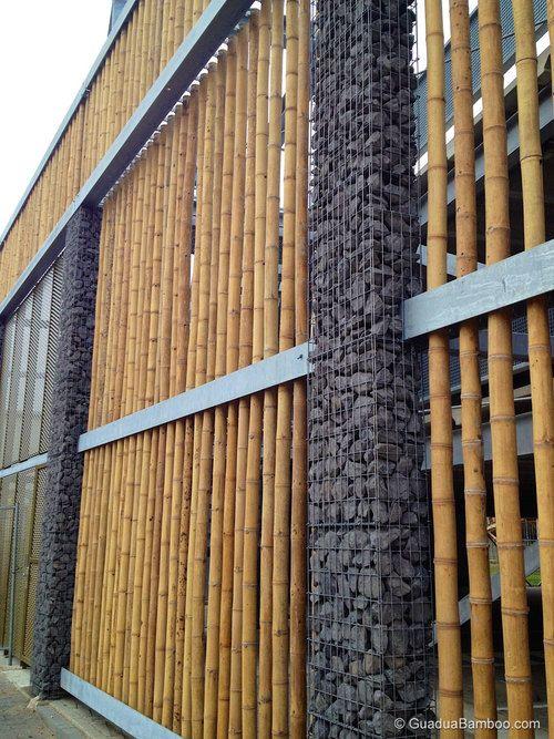 Bamboo Parking Garage The Hague