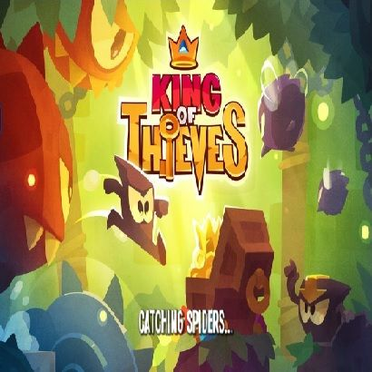 You can now play King of Thieves online for free. No installing the app, No fee! Jump from side to side in your quest to complete each level by collecting items and avoiding obstacles. Dodge traps and steal gold in this unique platformer together!