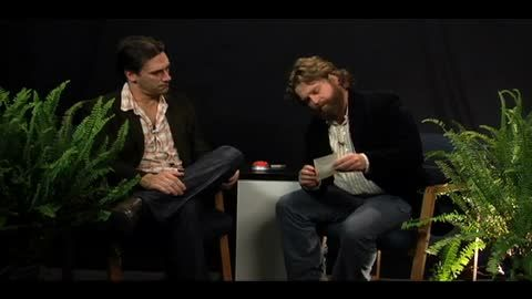 Makes me laugh Every. Time. Between Two Ferns with Zach Galifianakis: Jon Hamm