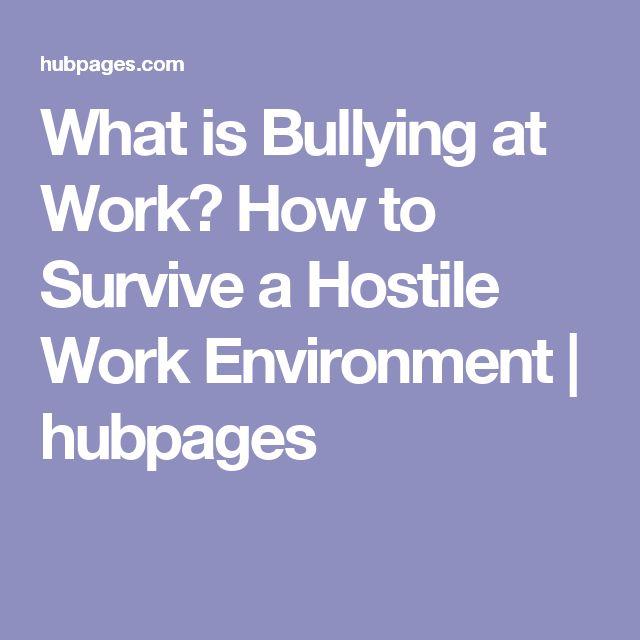 Grounds Hostile Work Environment