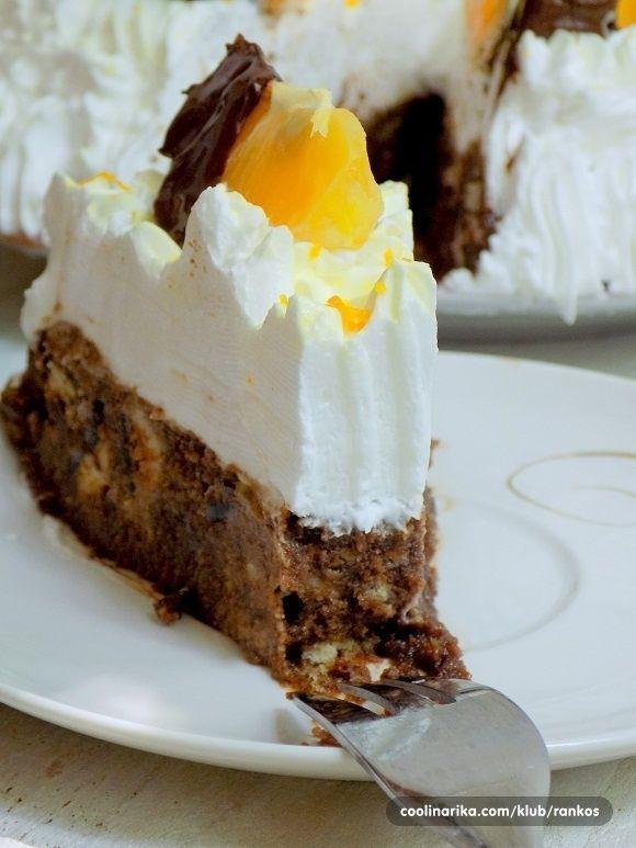 jaffa torta v 10 minutah