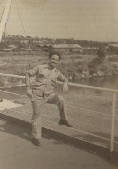 DIARIO DE BITACORA: Telegrafista Villegas in memoriam.