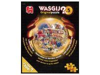 Wasgij? #05: Late Booking (500)