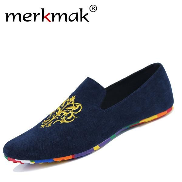 Hot Sale Velvet Loafers Men Shoes Men's Flats Male Slip-On Driving Shoes Large Size Soft Comfortable Designer Loafers Moccasins