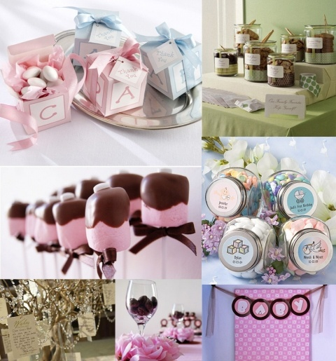 baby shower: Baby Girls Shower, Baby Shower Ideas, Shower Baby, Chocolates Covers, Showeridea, Parties Favors, Chocolates Dips, Marshmallows, Baby Shower
