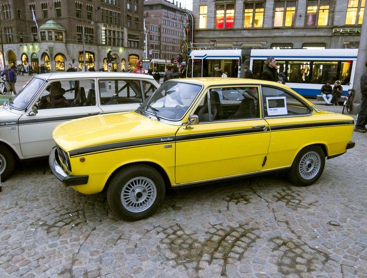 1974 - DAF 66 46 Marathon coupe