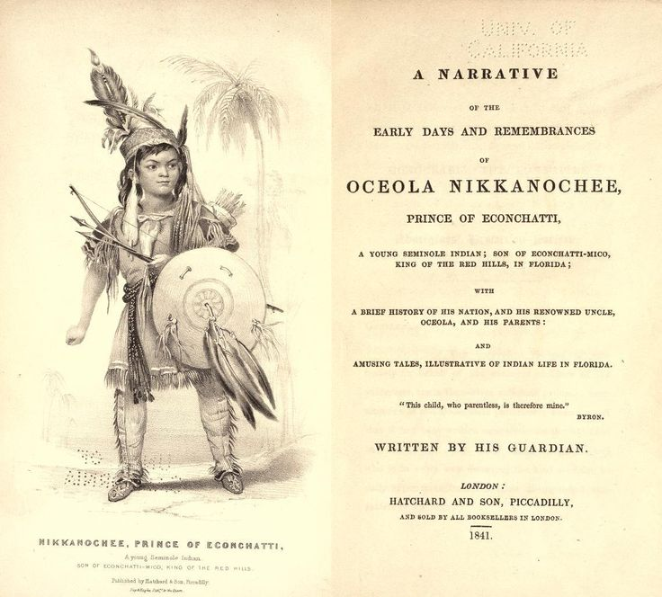 Nikkanochee,Prince of Econchatti