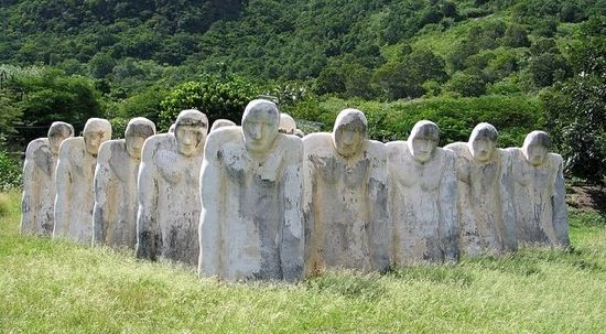 Uncommon Attraction: Anse Cafard Slave Memorial, Martinique | Martinique | Uncommon Caribbean