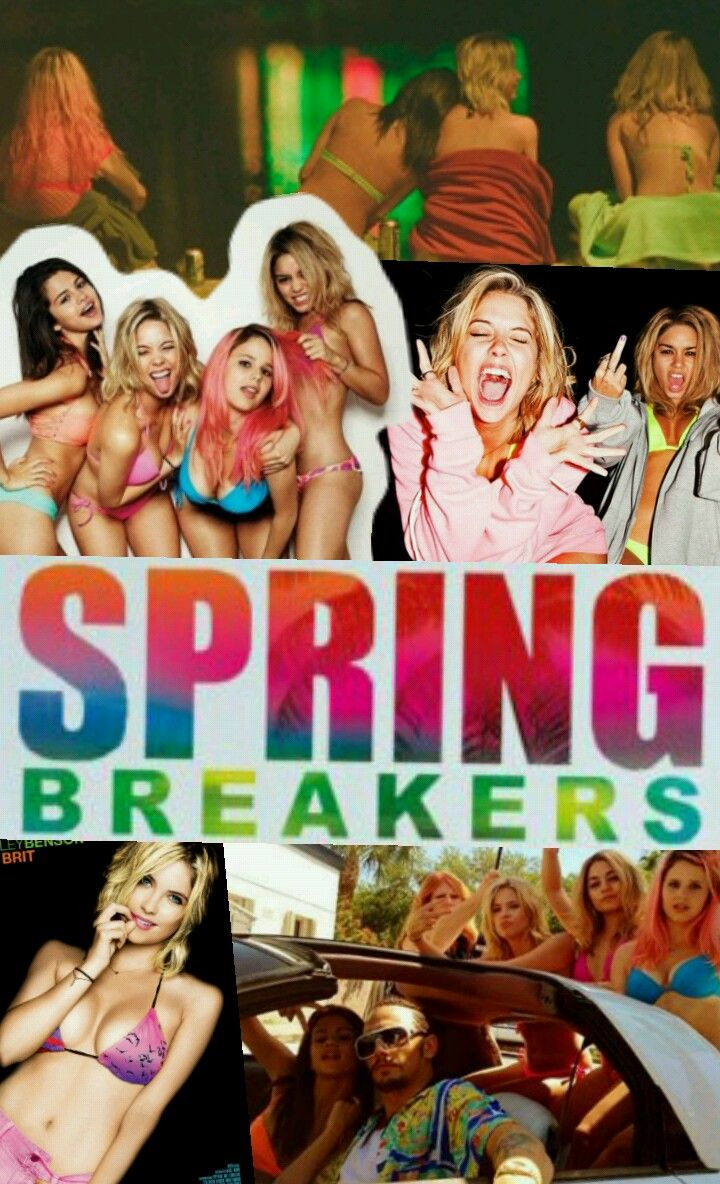 Spring Breakers: 133 Best Images About Spring Breakers On Pinterest