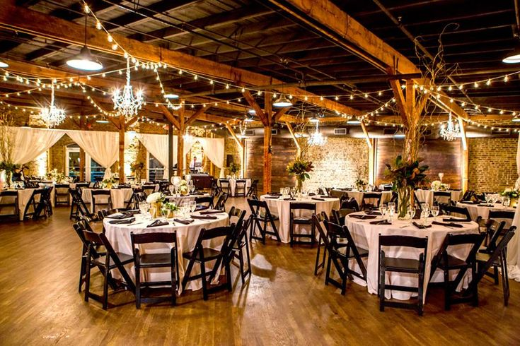 Your Ultimate Guide to Nashville's Event Spaces | Ceremony ...