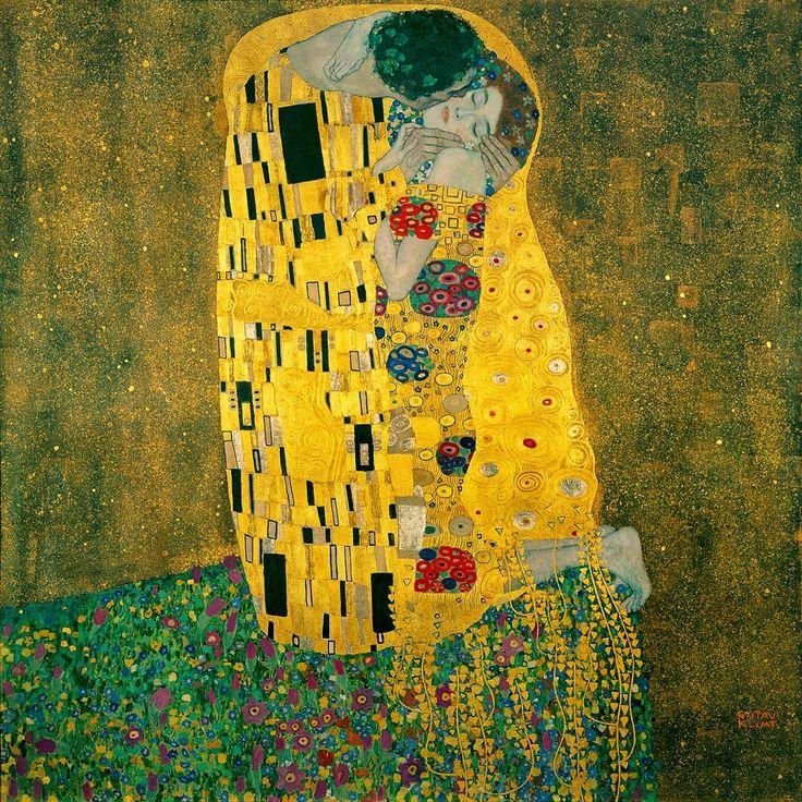 Το φιλί (1907-08)