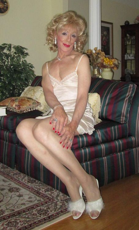 mature crossdresser