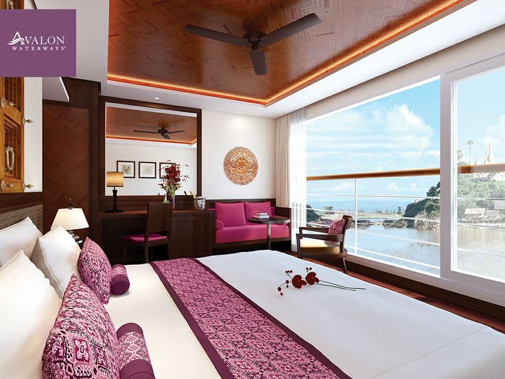 Meet our NEW, 36-passenger Suite Ships: The Avalon Siem Reap and Avalon Myanmar!