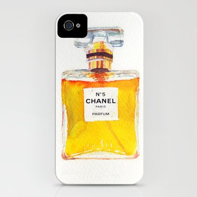 Chanel nº5 iPhone Case by Sasa - $35.00
