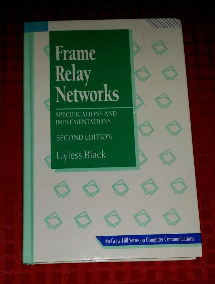 Frame Relay Networks Specs and Implementations Uyless Black GEEK PORN HB