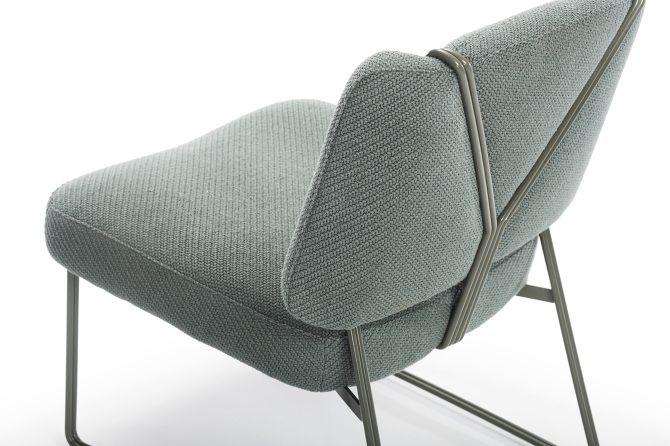 FRANKIE lounge / JOHANSON DESIGN - FÄRG BLANCHE