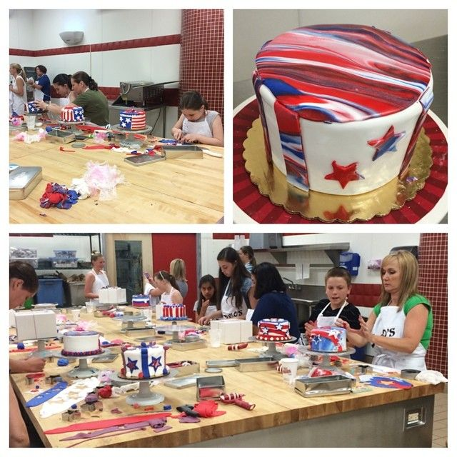 Cake Boss Decorating Class