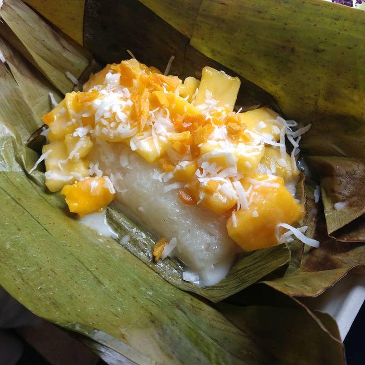 Coco Rice n Mango  food  yum  instafood  yummy  amazing  instagood   lunch  fres…