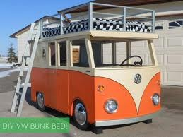 DIY VW BUNKBED