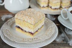 łabędzi puch – ciasto na przyjęcie komunijne
